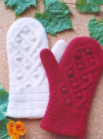 aran mittens to felt pattern aran hat patterns free patterns