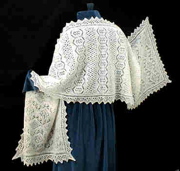 Shawls, Wraps and Ponchos -- Free Crochet Patterns